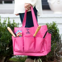 Carry All Tote - Hot Pink